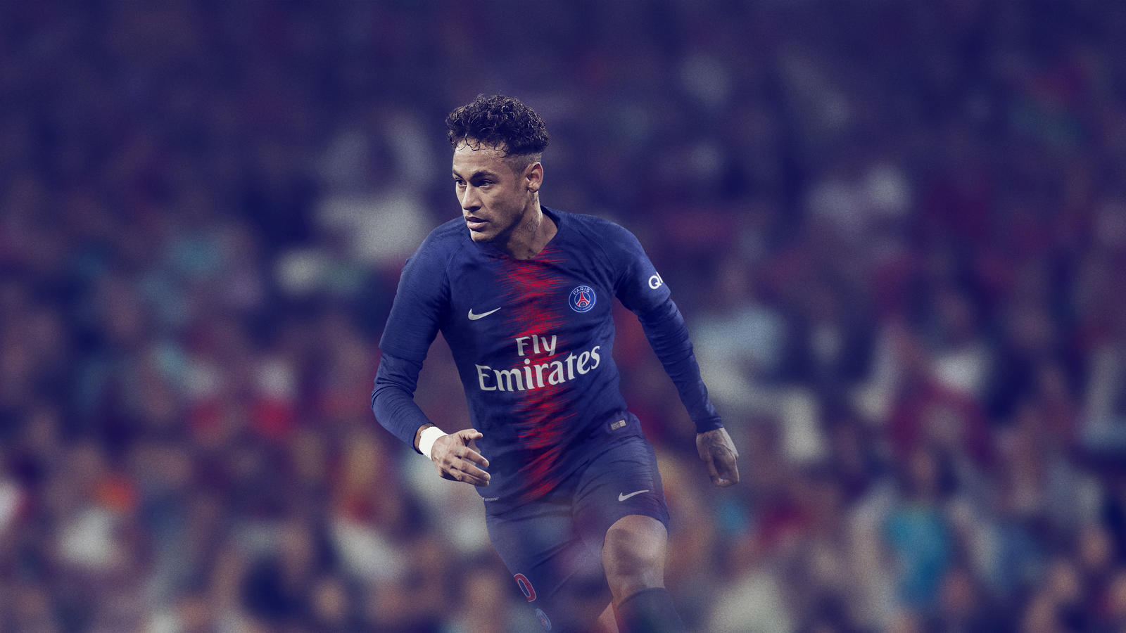 Parc Des Princes Electric Atmosphere Inspires 2018 19 Psg Home