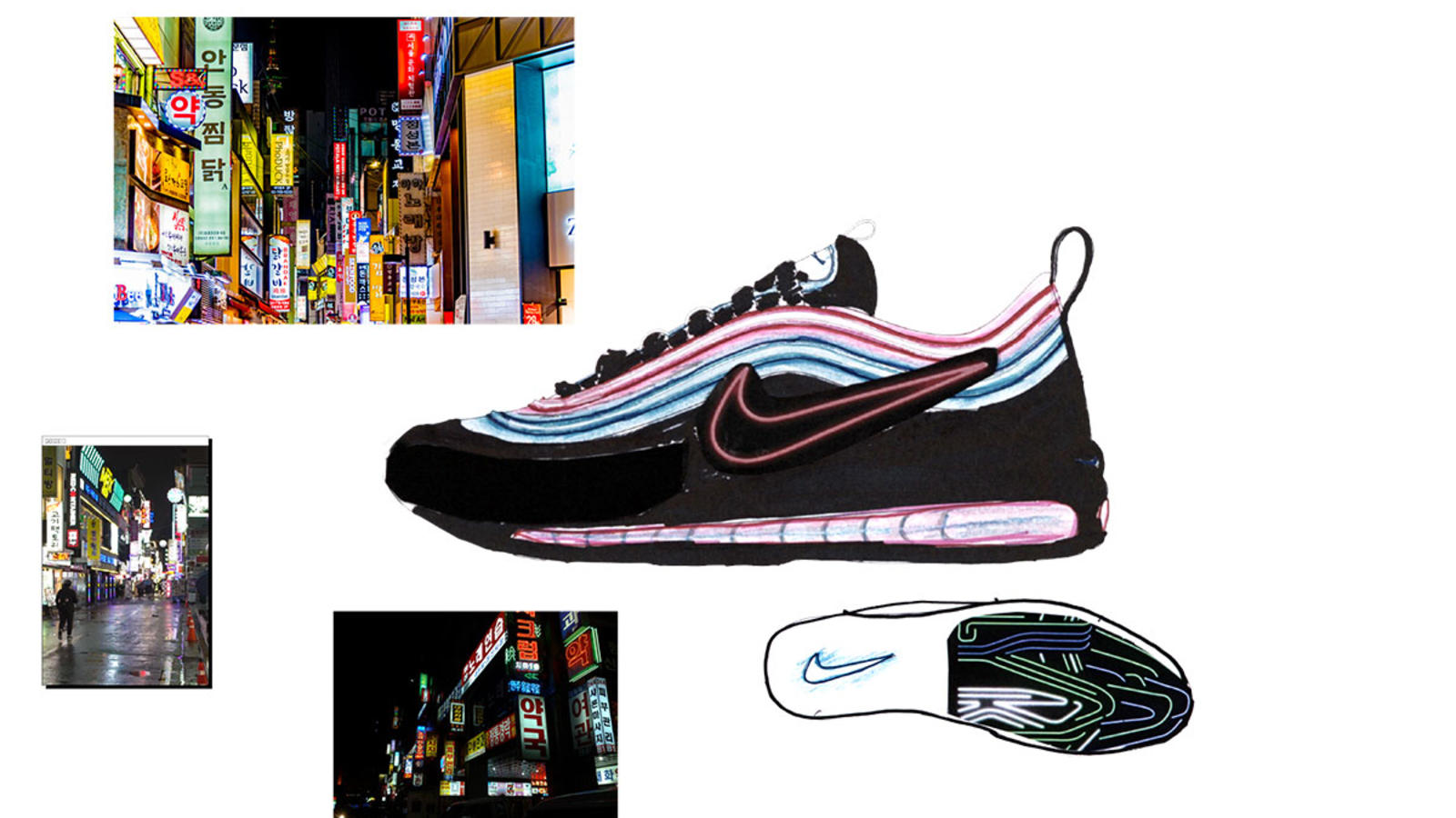 NIke On Air_Neon Seoul_Updated2