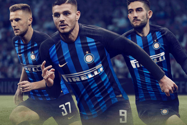 Fc Internazionale Milano And Nike Celebrate  Years Of Partnership