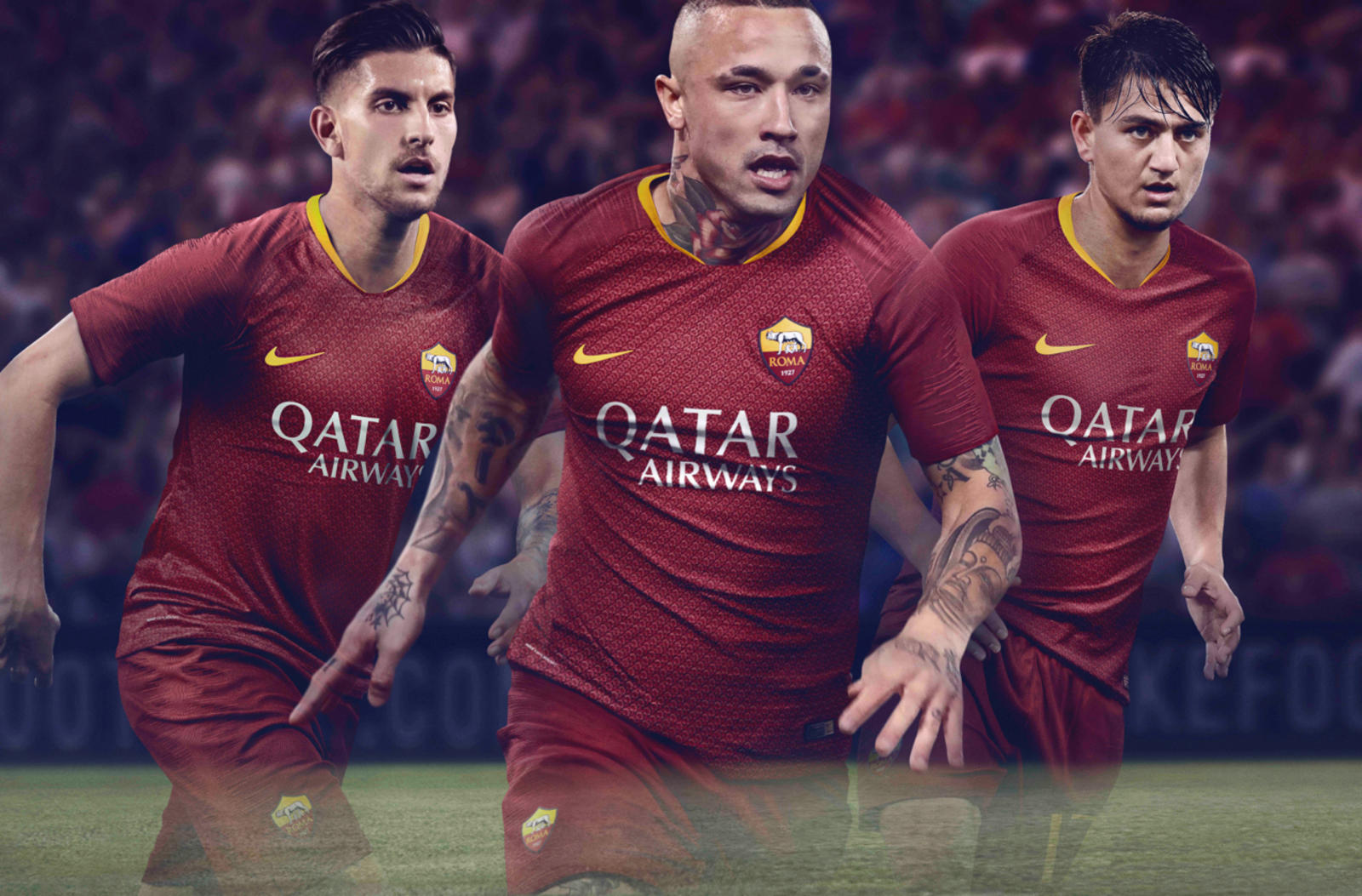 AS Roma Honors the Innovative Legacy of the Eternal City  1