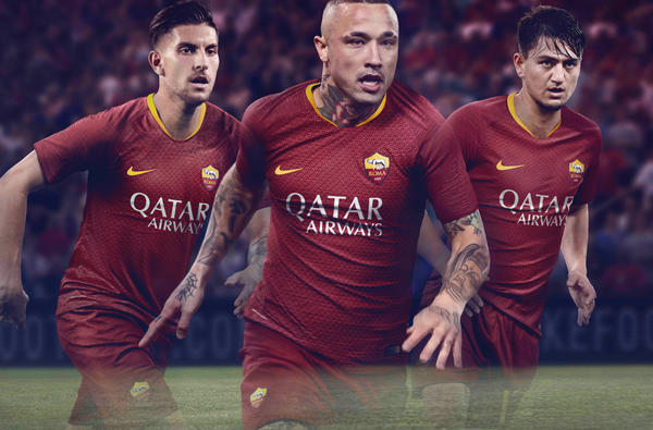 AS Roma Honors the Innovative Legacy of the Eternal City