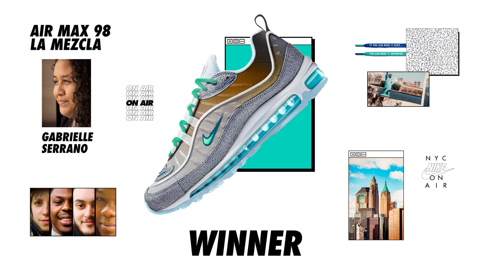 99a588b4c30 Here are the Final Designs of the Nike  On Air Winners - Nike News