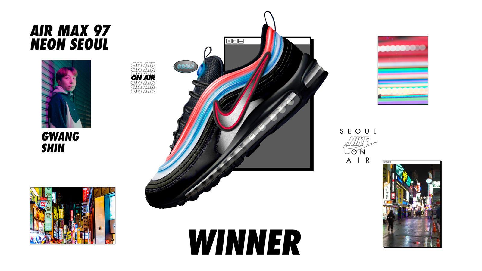 sports shoes 79ec2 ada00 Nike: On Air 2018 Winners - Nike News
