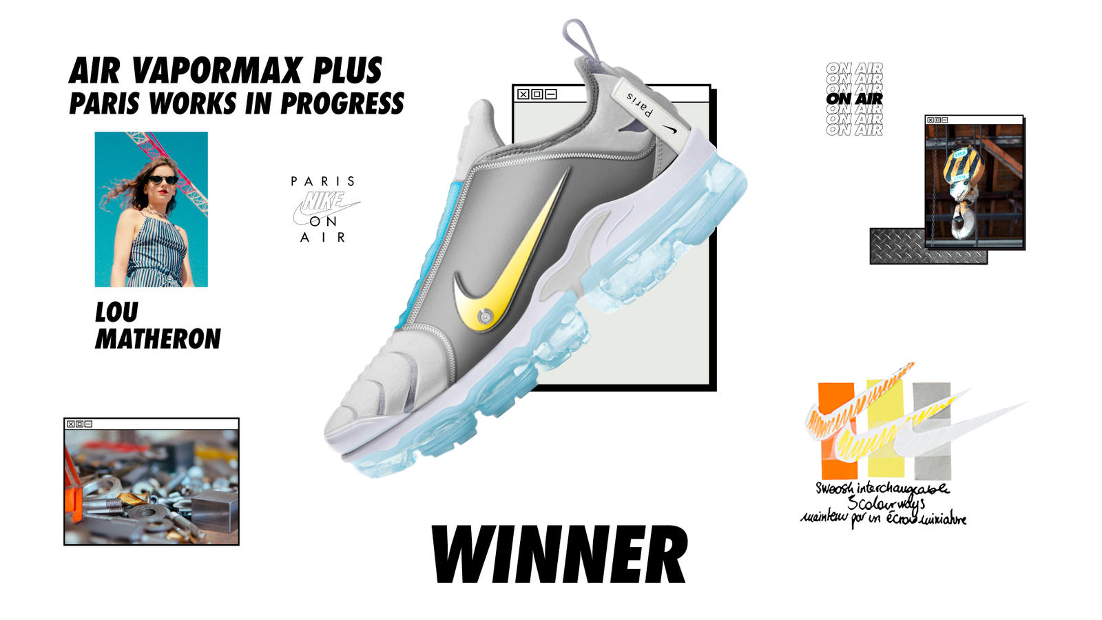 Nike: On Air 2018 Winners Nike News