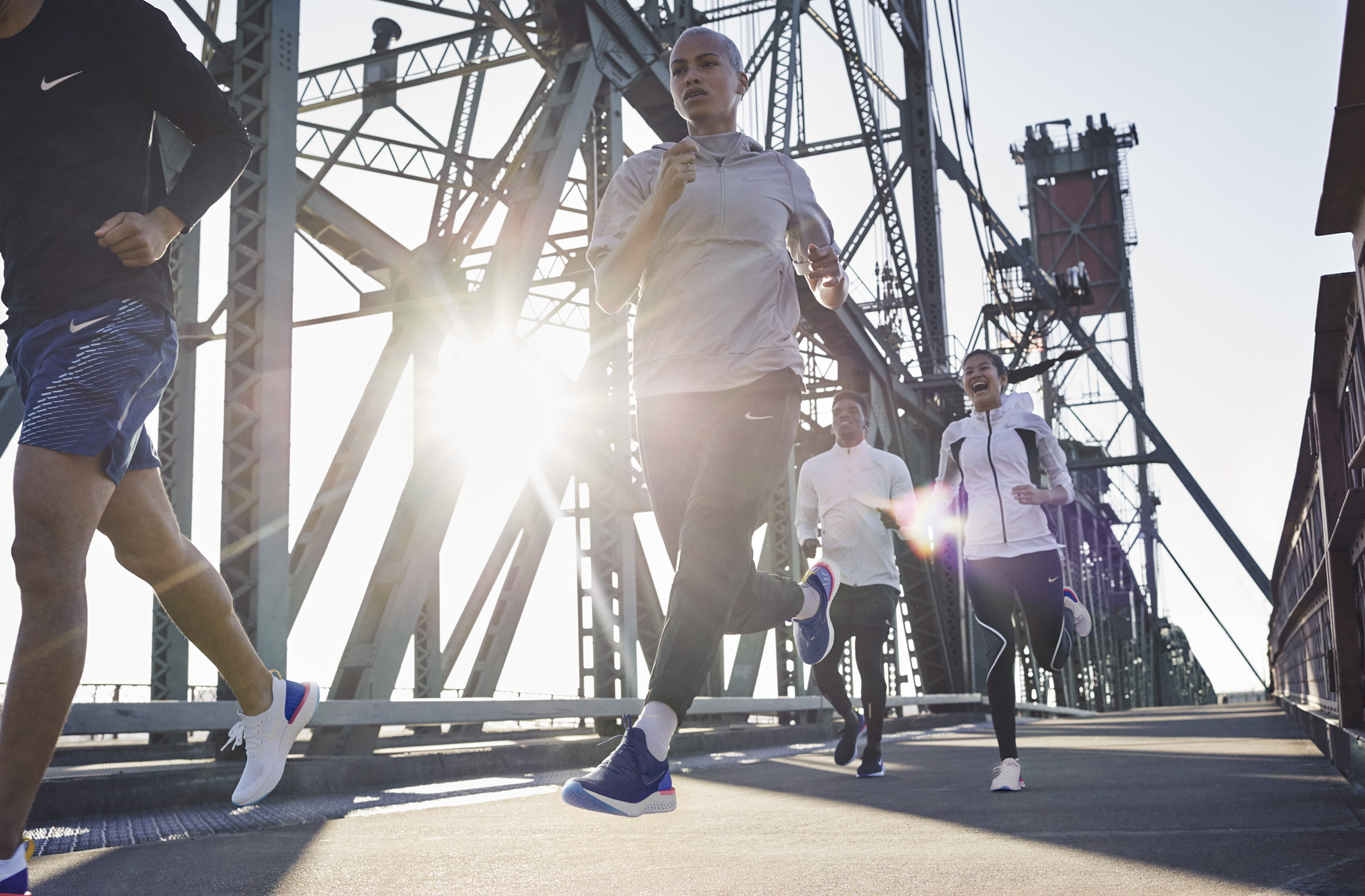 Read Nike's Mission Statement and find information about