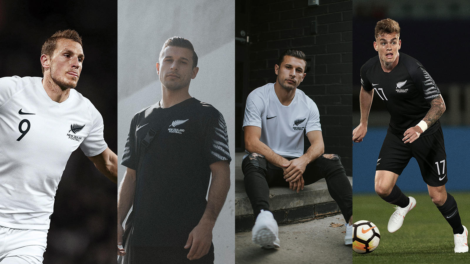 2018 New Zealand National Team Collection - Nike News 2a62150c4