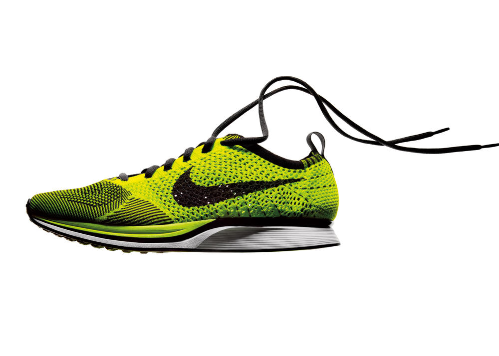 NIKE engineers knit for performance