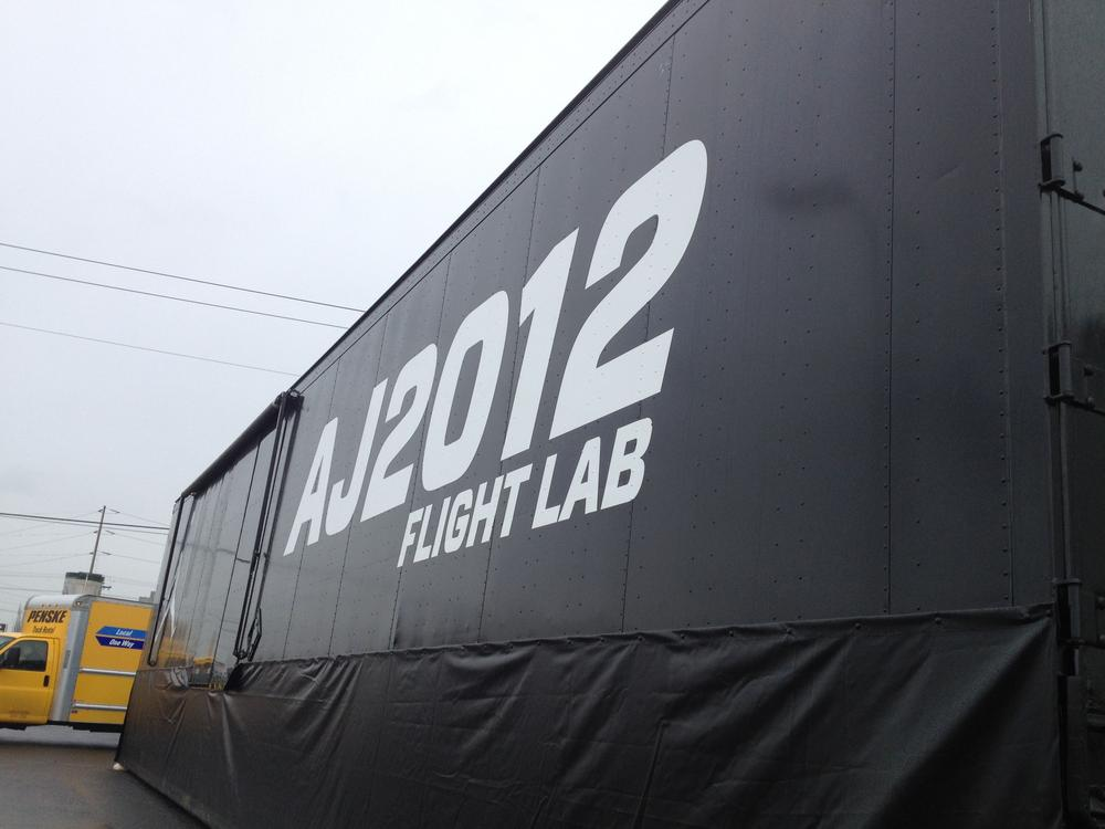Jordan Brand to Launch AJ2012 Flight Lab During NBA All-Star 2012