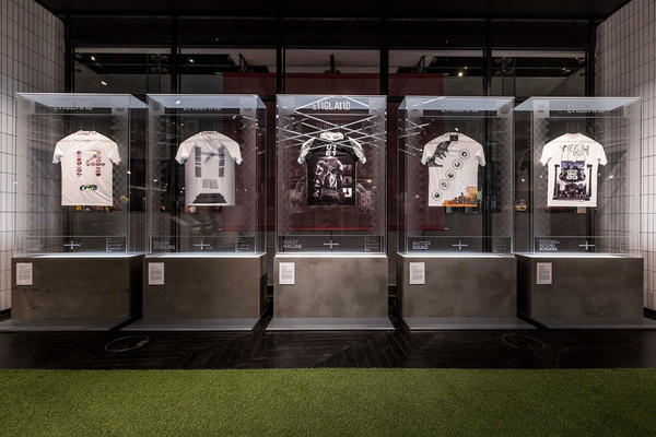 Some of England's Cultural Leaders Just Reimagined Their Nation's Iconic White Football Jersey