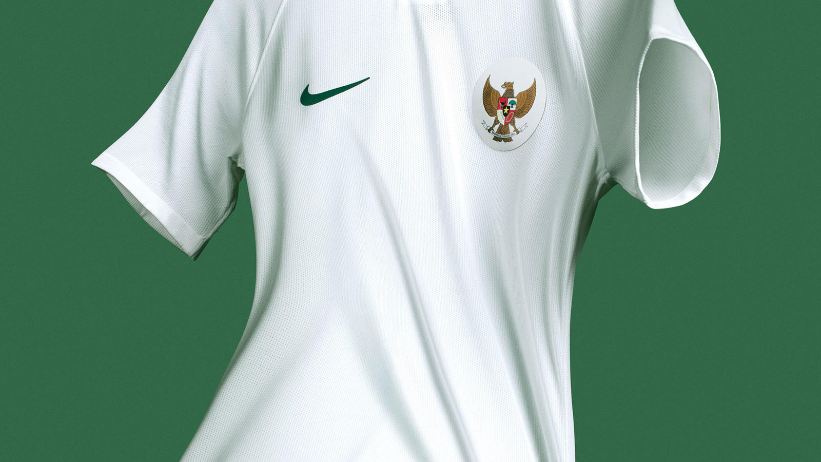 Indonesia 2018 white home hd 1600