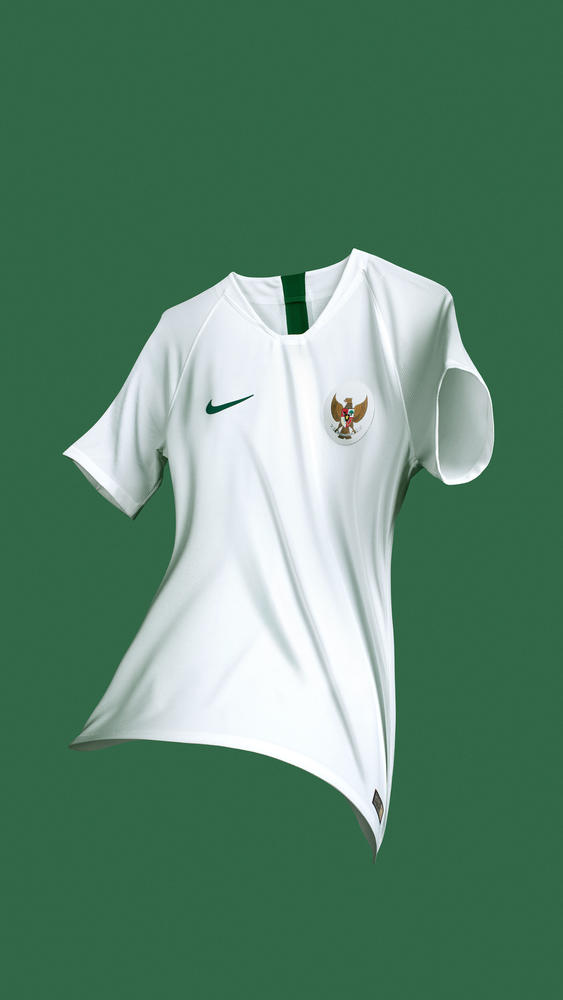 Indonesia's 2018 Kits Harness the Might of More Than 17,500 Islands