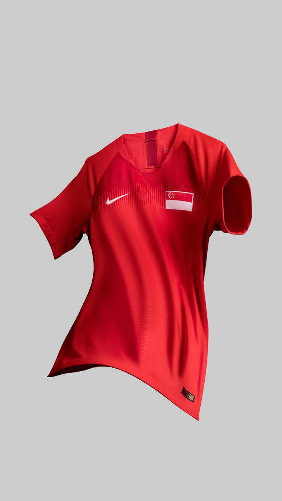 3 Things Singapore's History Can Teach You About Its New National Team Kits