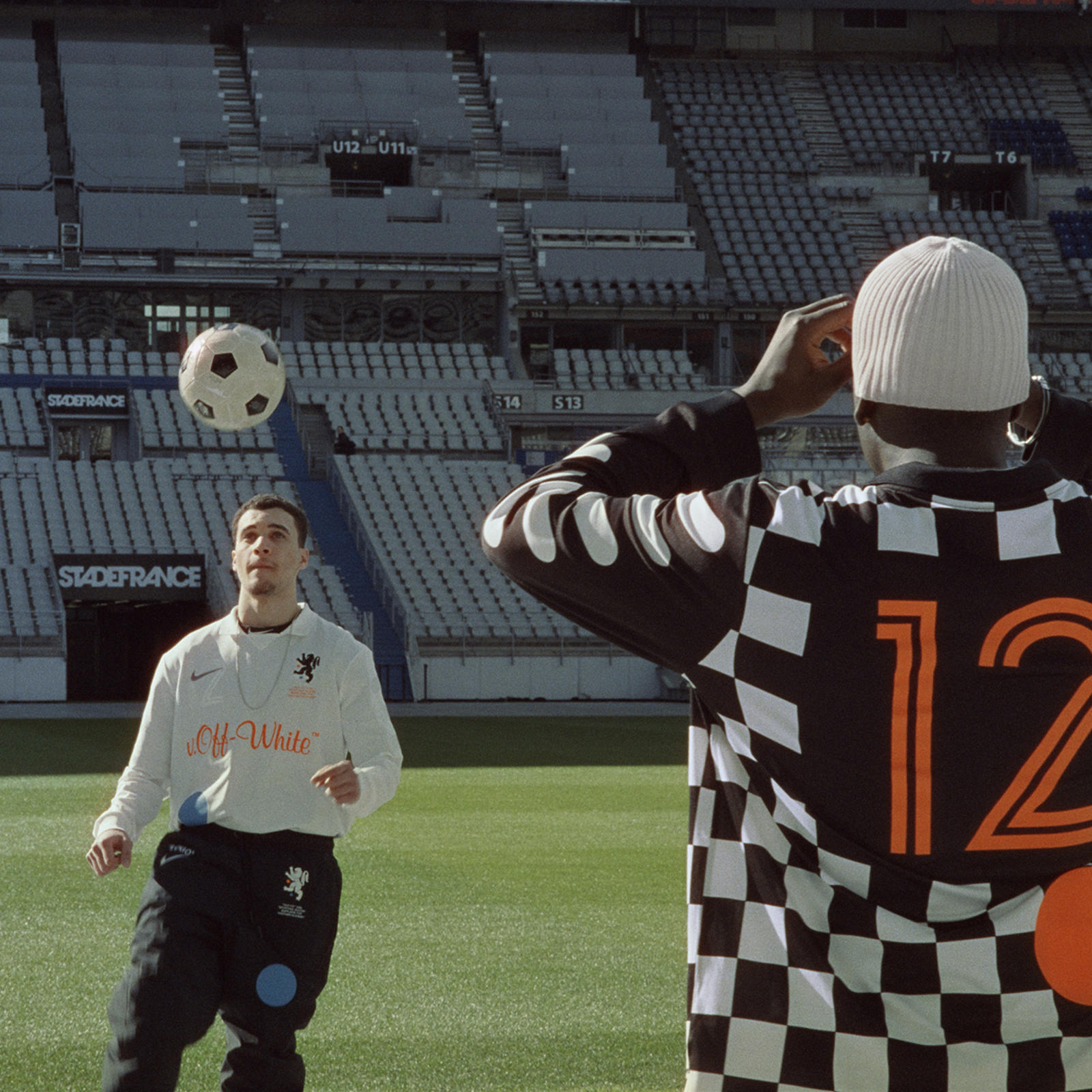 "395c1ae72 Nike Introduces Virgil Abloh s ""Football"
