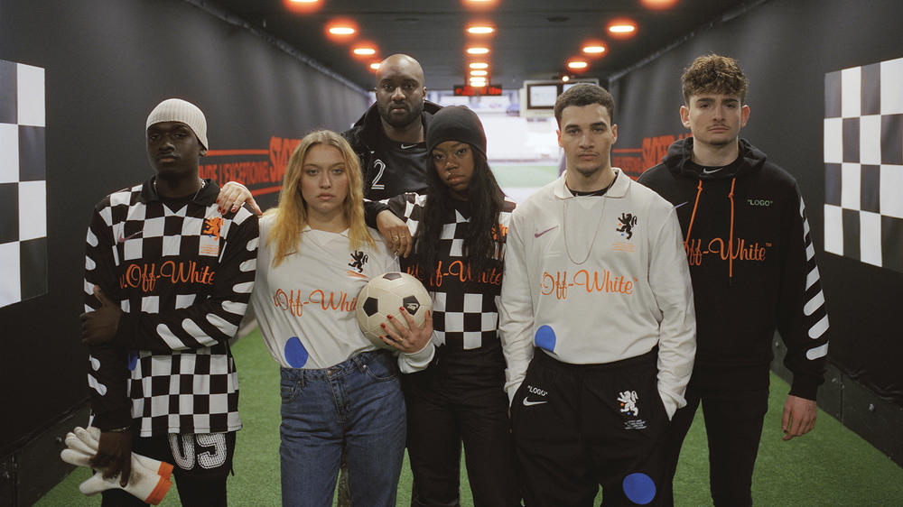 "Nike Introduces Virgil Abloh's ""Football, Mon Amour"" and Kim Jones' ""Football Reimagined"" Collections"