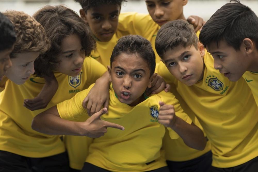 Nike's Do It the Brazilian Way Video