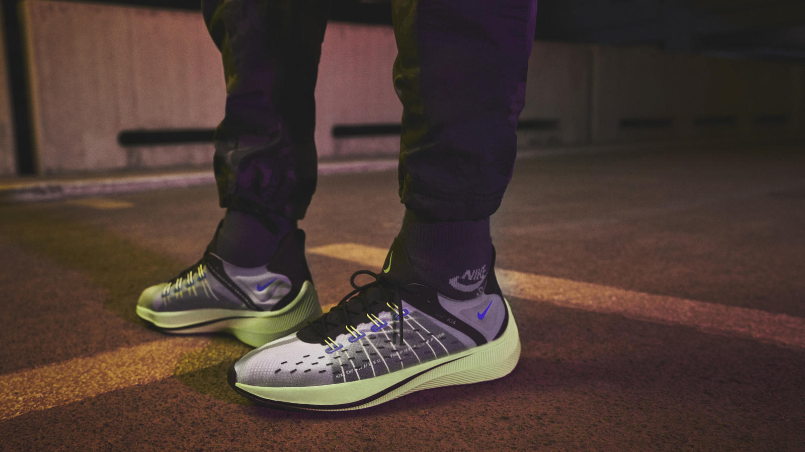 newest fa7a3 7dc57 June 18, 2018 - The Nike Sportswear EXP-X14 both remembers Nikes history  and pushes the boundaries of lifestyle footwear through the use of numbers  and ...
