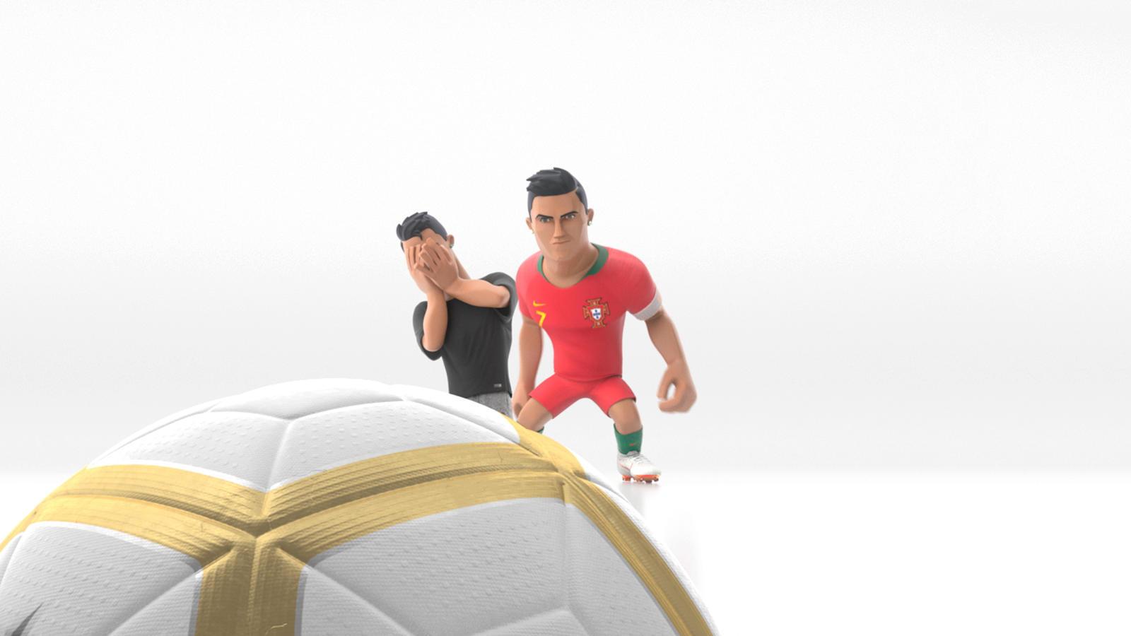 Ronaldo believe the ball 05 hd 1600