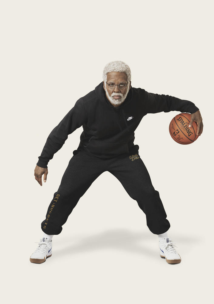 "Kyrie ""Uncle Drew"" Collection Nike News"