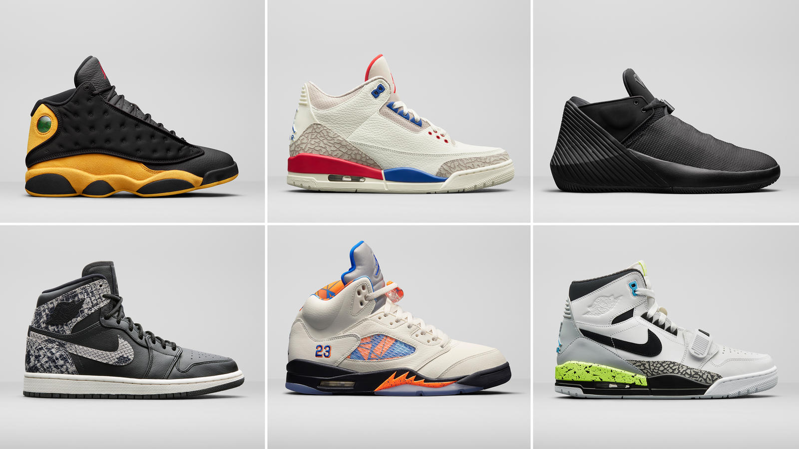 29e6d6d7134 Jordan Brand Fall 2018 Preview - Nike News