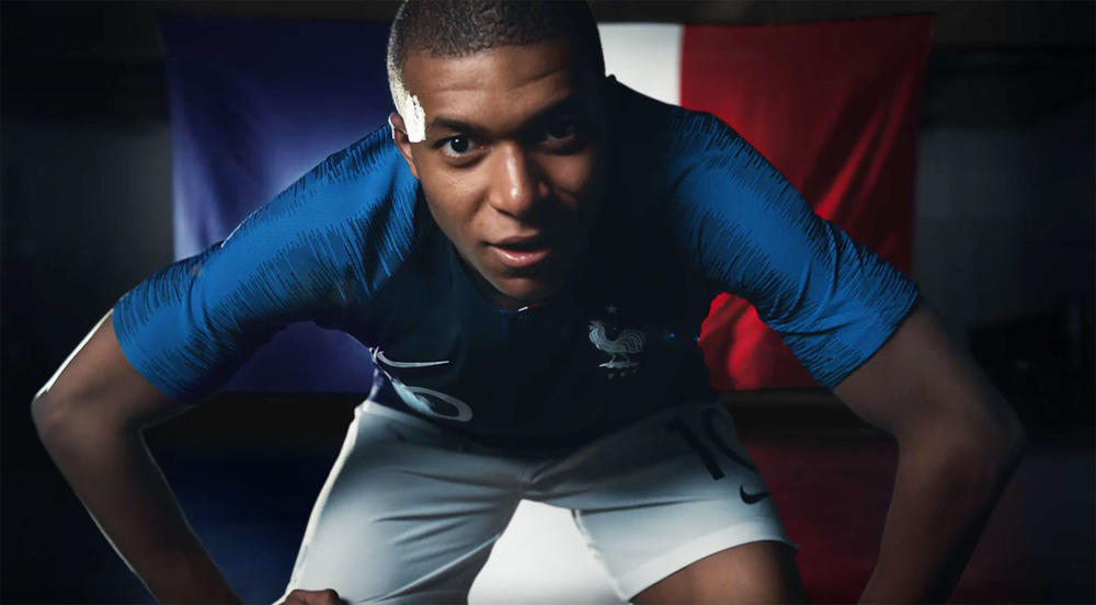 "Nike Football Presents ""Too Young,"" Starring Kylian Mbappe"