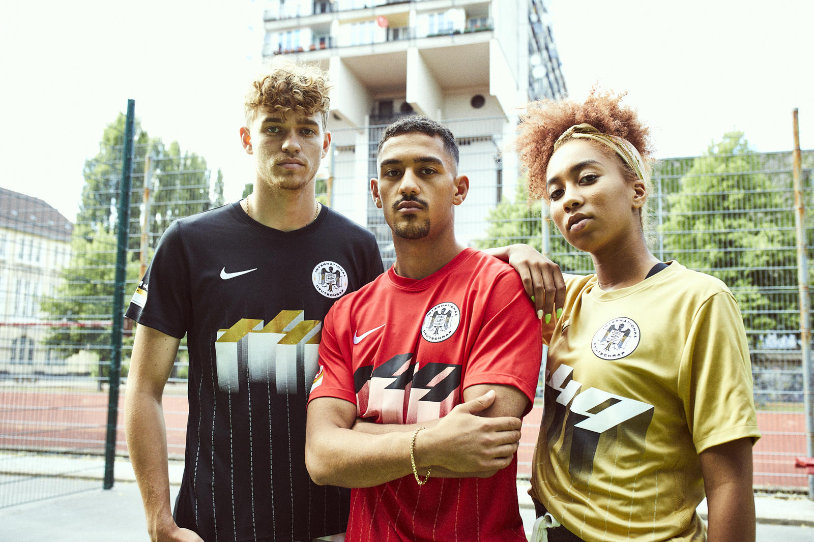 Hip-Hop Meets Football: Team International Deutschrap 0