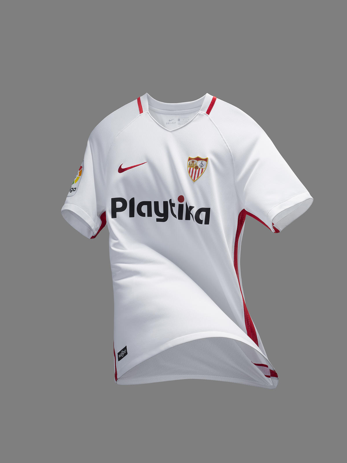 4a83b84219a Sevilla FC Keeps Its Classic Andalusian Look for 2018 19 - Nike News