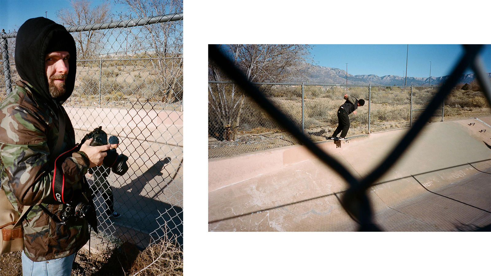Follow Nike SB's Team Through Lance Mountain's Eyes 17