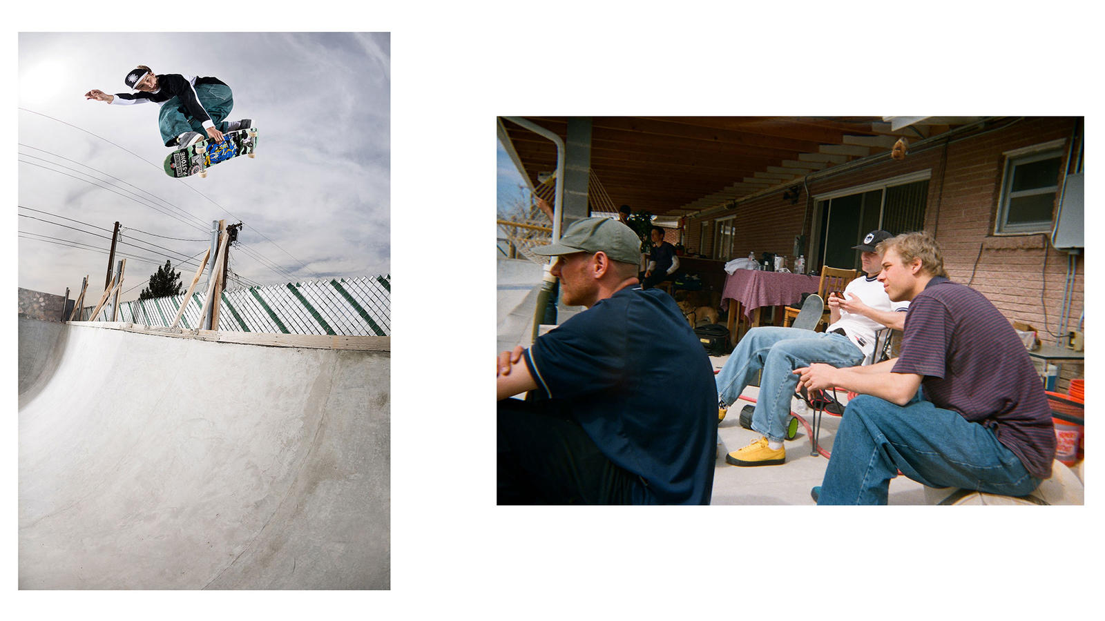 Follow Nike SB's Team Through Lance Mountain's Eyes 18