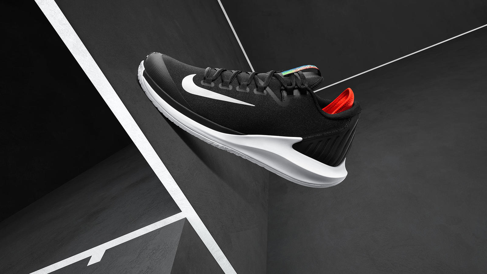 Zero Doubt Nikecourt S Newest Shoe Transitions Tennis Into Its New Era Nike News