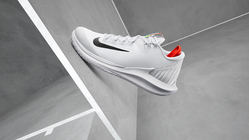 Zero Doubt: NikeCourt's Newest Shoe Transitions Tennis Into Its New Era