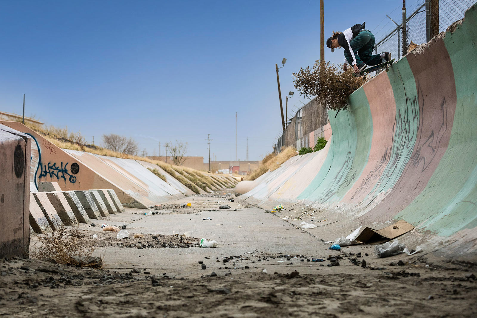 Follow Nike SB's Team Through Lance Mountain's Eyes 22