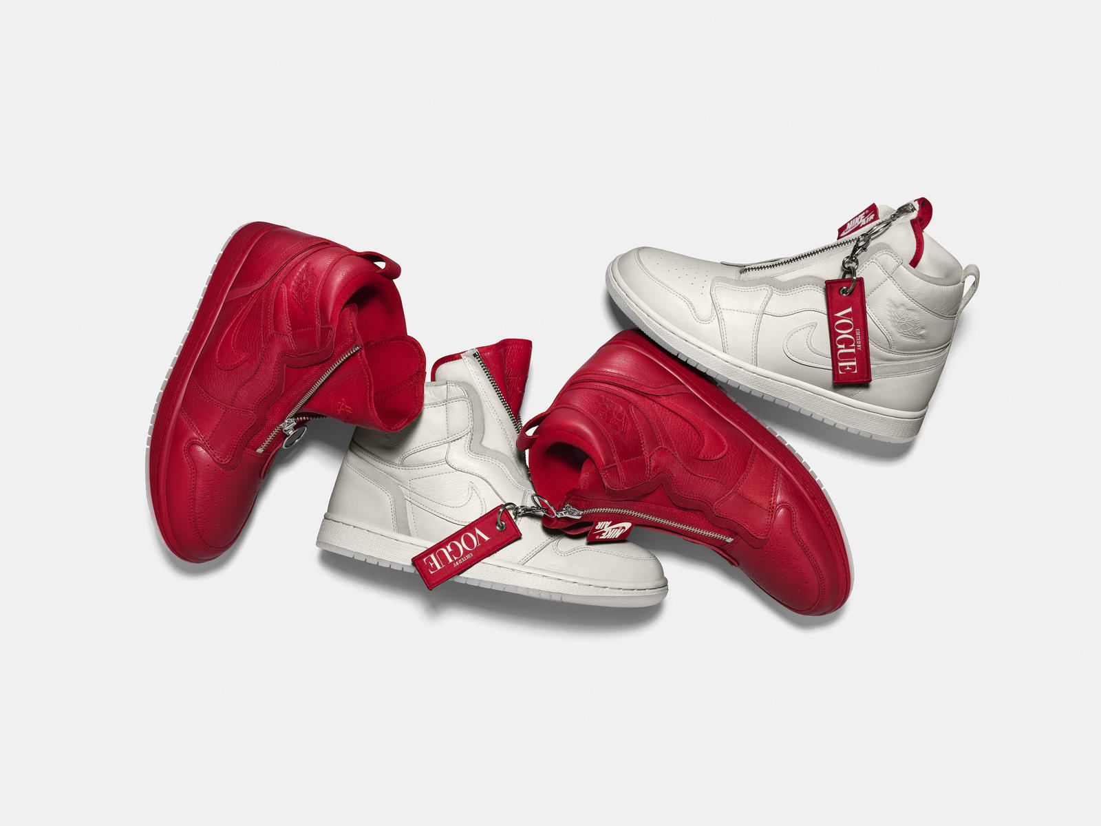 Nike Zip Up Golf Shoes