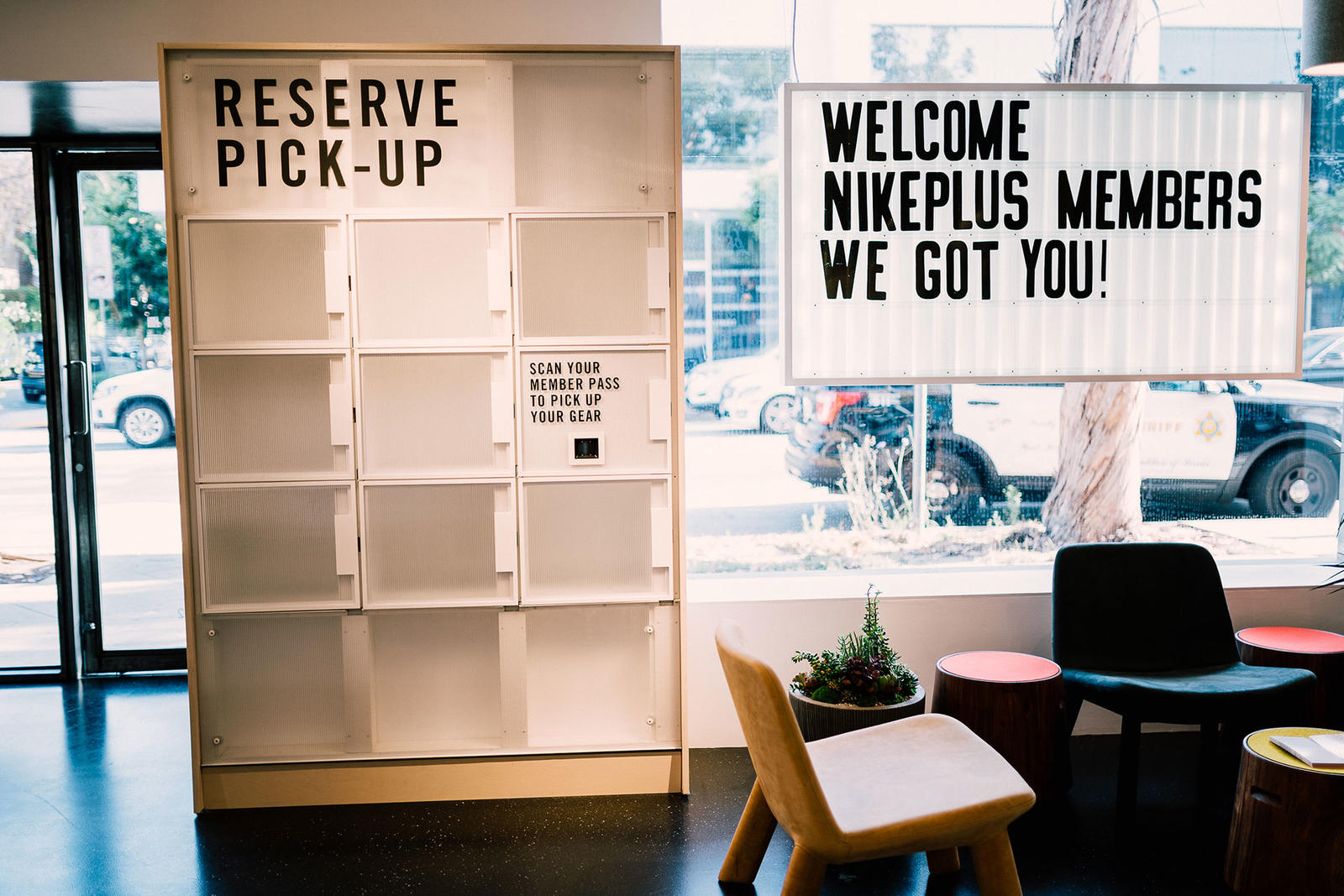 Nike's New Store Was Located And Stocked By You, Los Angeles ...