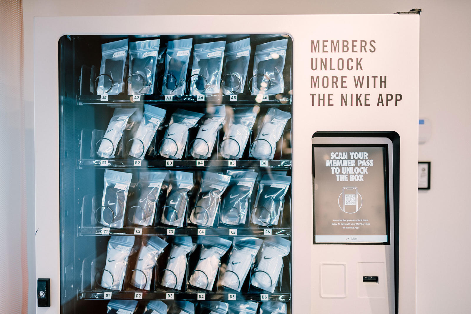 Nike's New Store Was Located And Stocked By You, Los Angeles  7