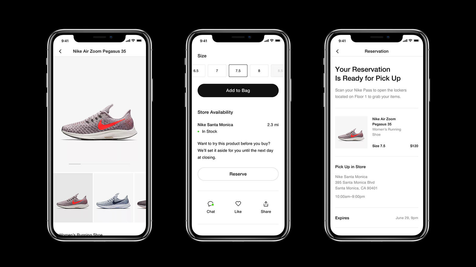 3 Ways the Nike App at Retail Steps Up Your Shopping ...