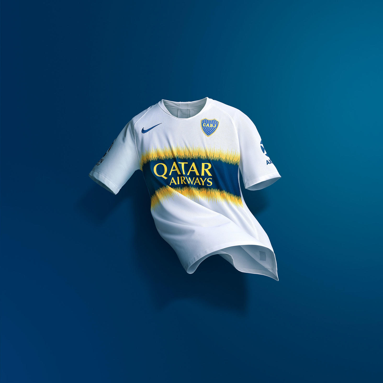 Boca Juniors' Awaken La Bombonera Energy with New Kits - Nike News