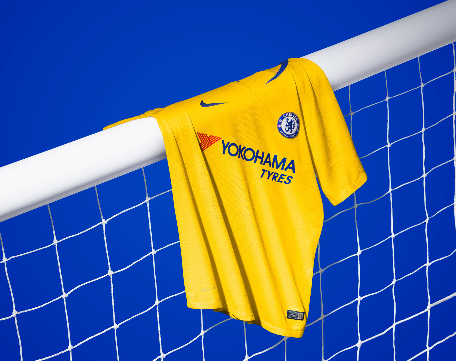 premium selection 42a71 aa962 Chelsea Brings Back Classic Yellow Away Kit - Nike News