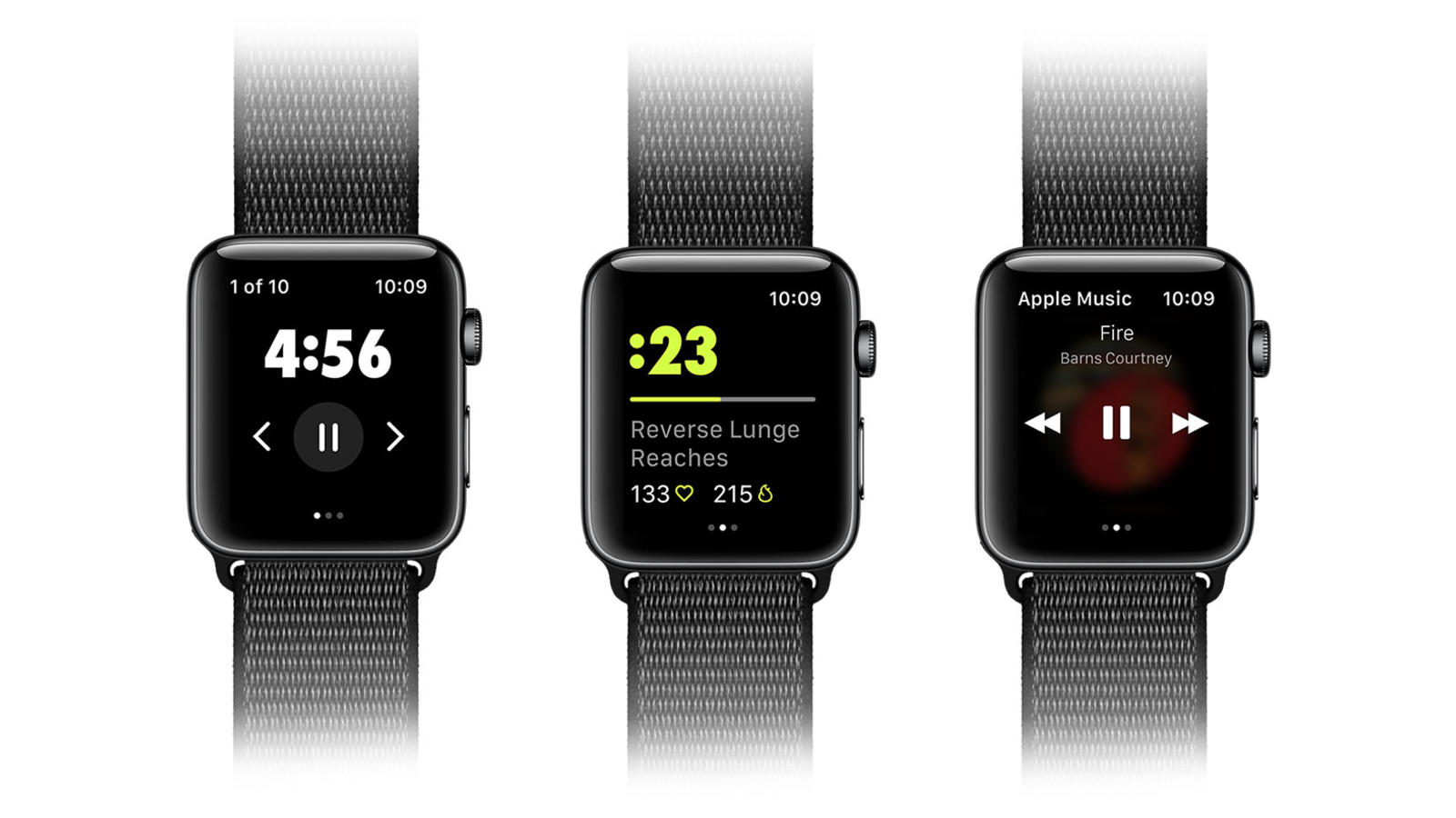 Nike Training Club Comes to the Apple Watch 2