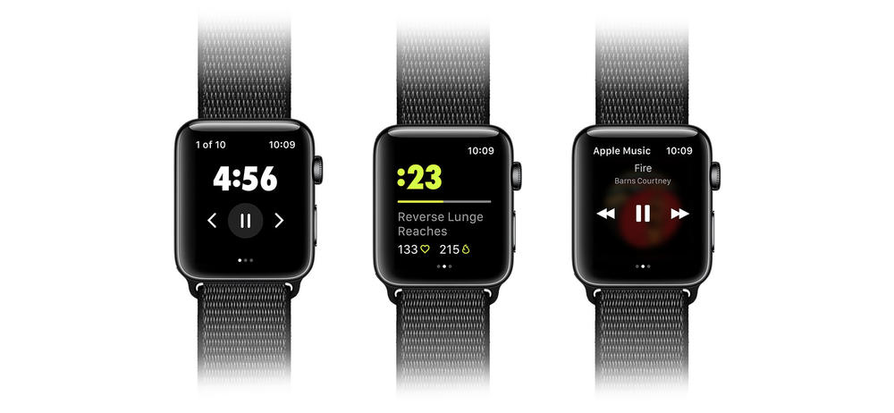 Nike Training Club Comes to the Apple Watch