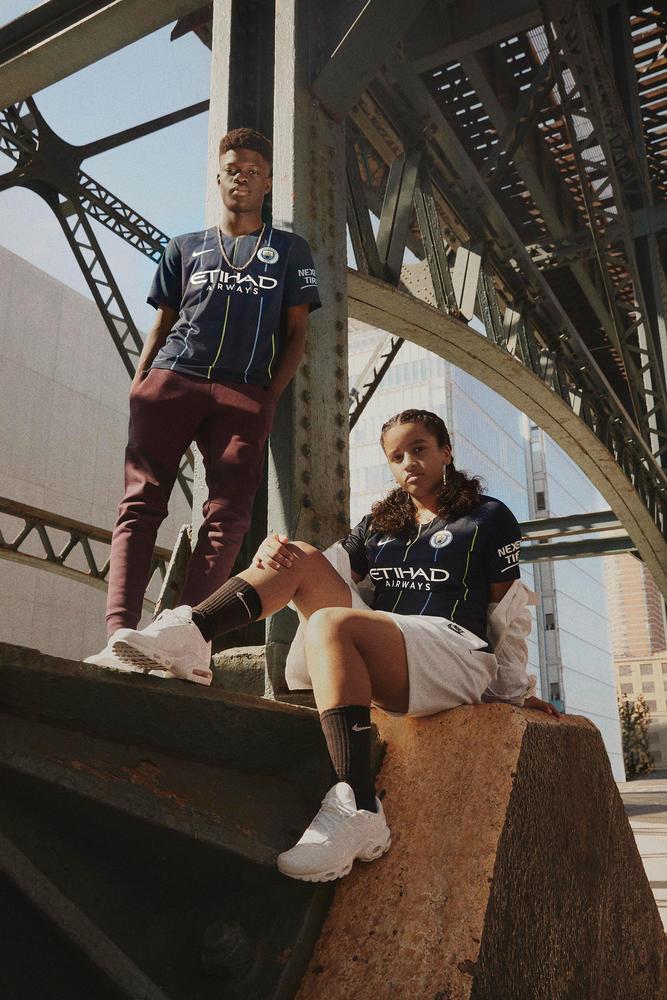 Manchester City F.C. Away Kit 2018-19