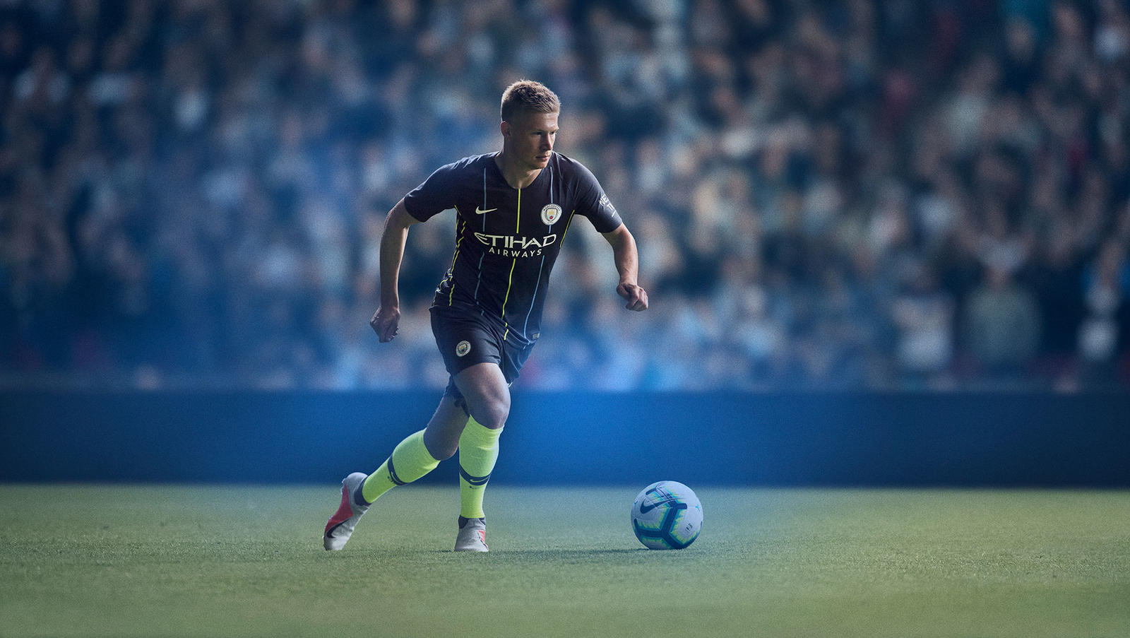 Manchester City's Away Kits are a Battle Cry from the Club's Watershed Match 3