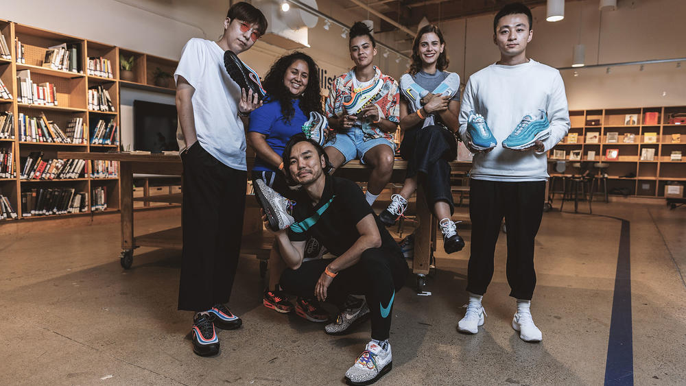 The Nike: On Air Journey Continues at World Headquarters