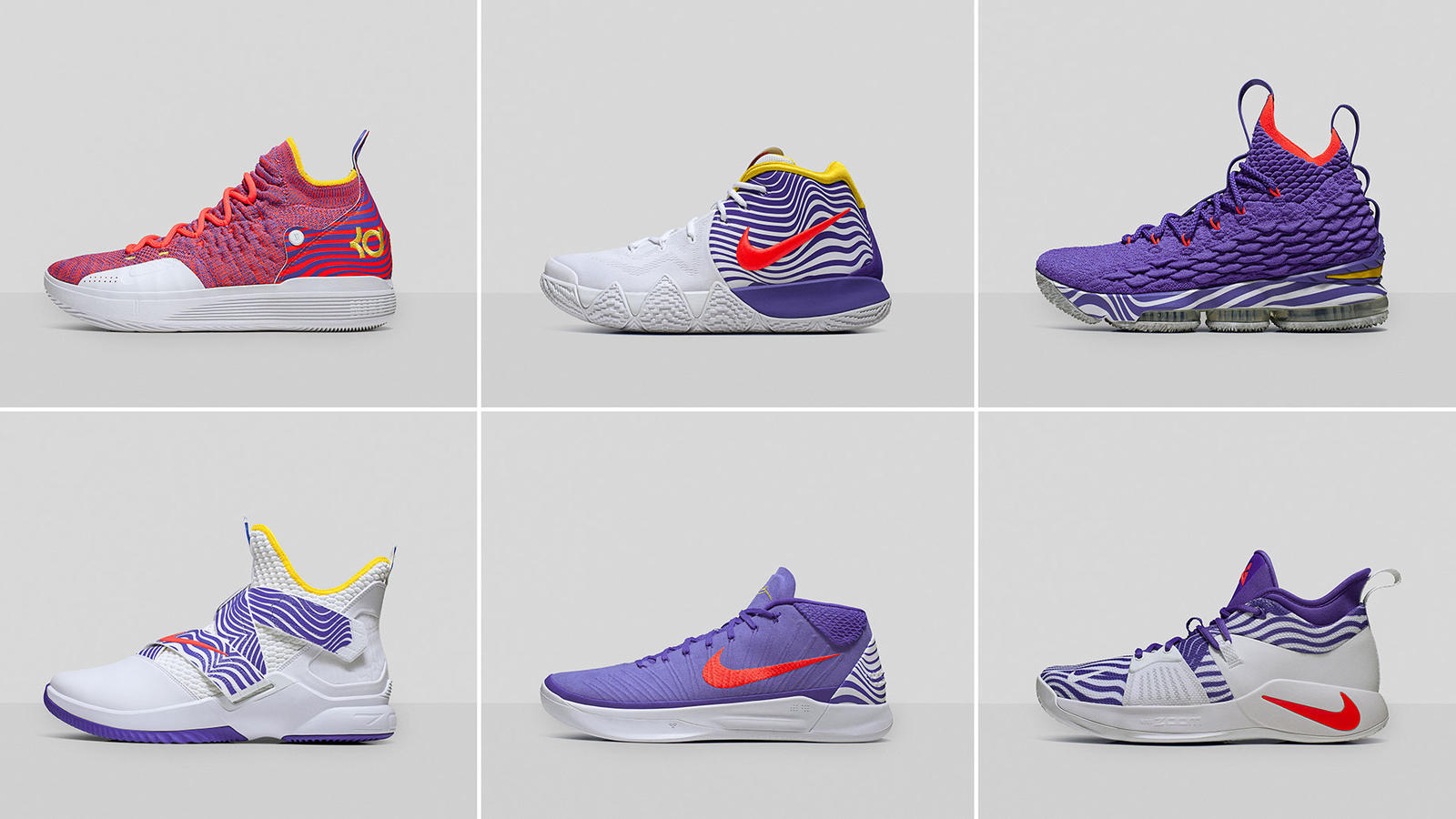 2018 WNBA All-Star Game PE Collection 6