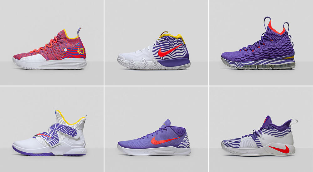 2018 WNBA All-Star Game PE Collection