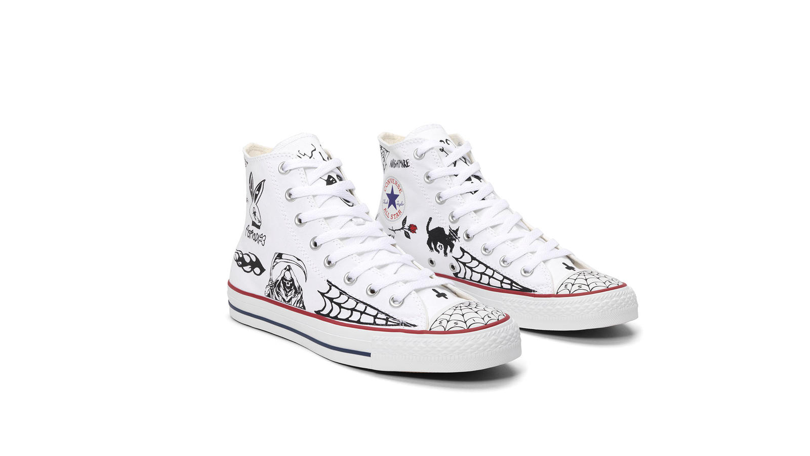 Converse CONS x Sean Pablo Chuck Taylor All Star Collection - Nike News 1adf2b733