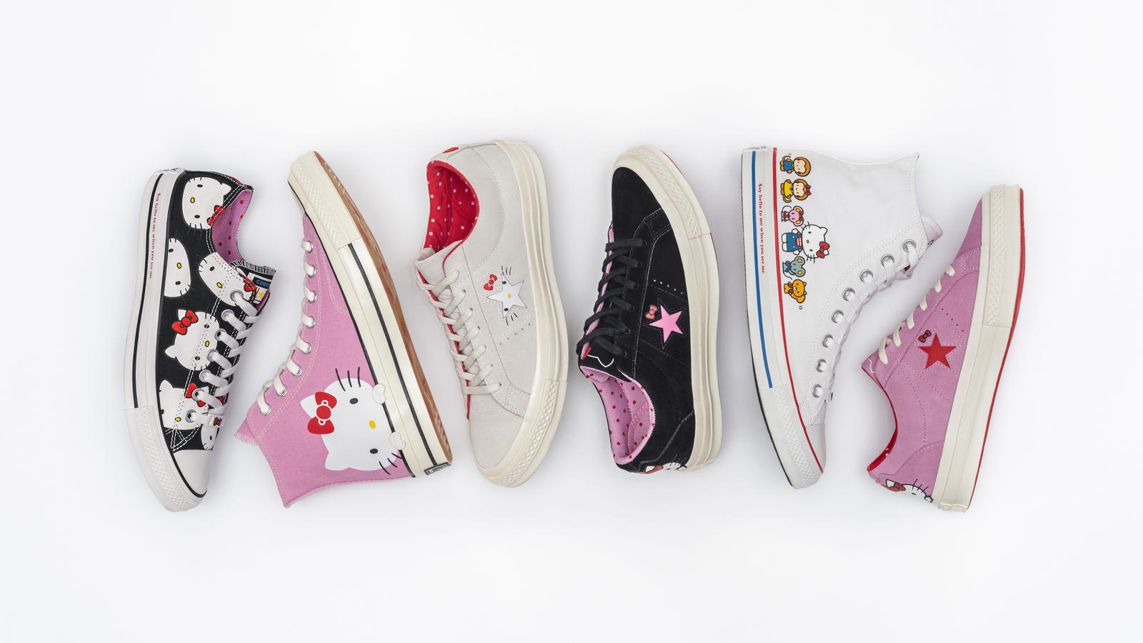 Converse and Hello Kitty: Two Timeless
