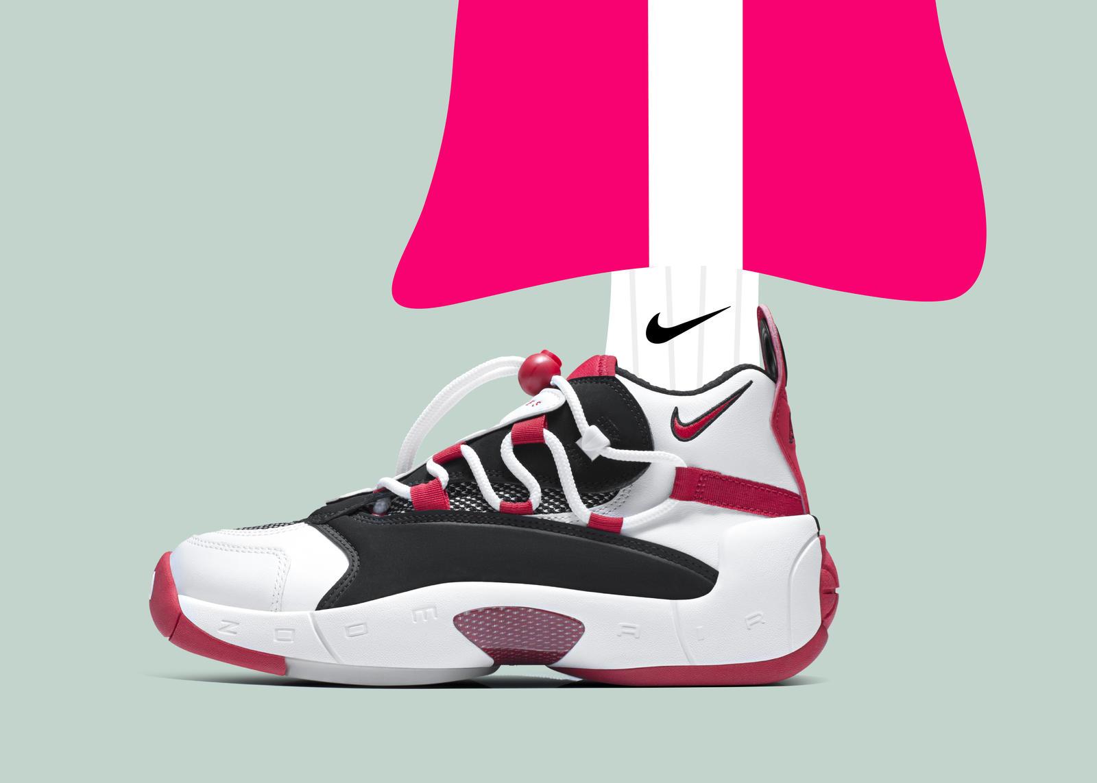 The Air Swoopes II Returns - Nike News