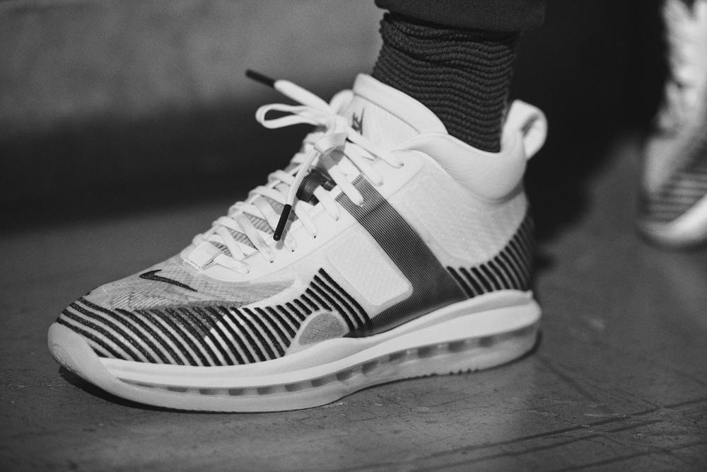 Nike LeBron James x John Elliott Collection and Icon QS