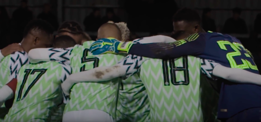 Nike Football Presents: This is Naija Documentary