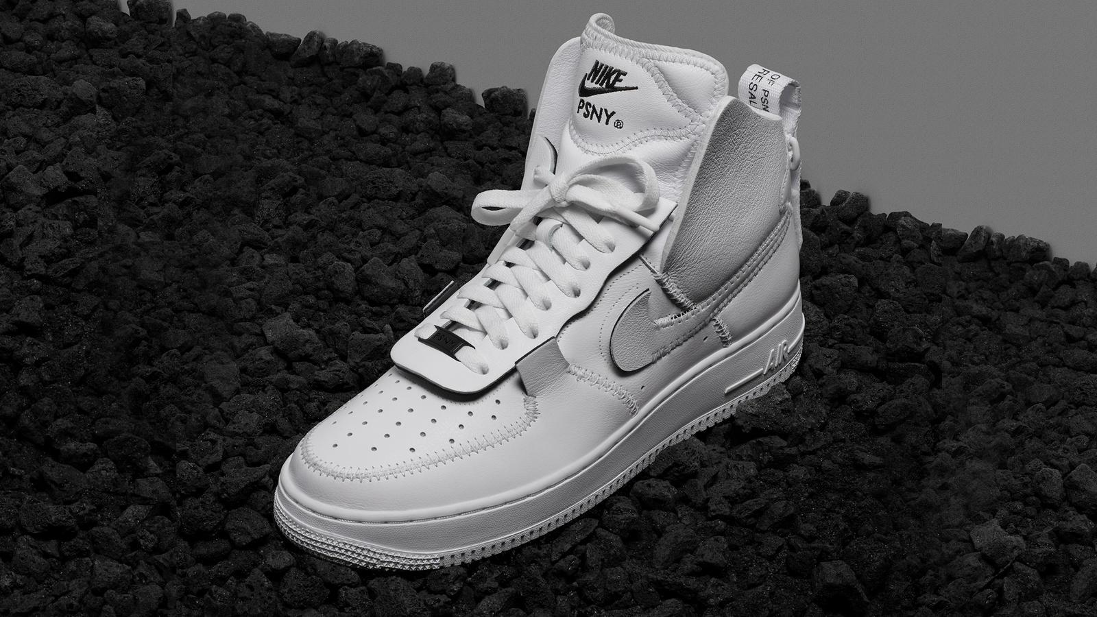 Nike af1 x psny white original hd 1600